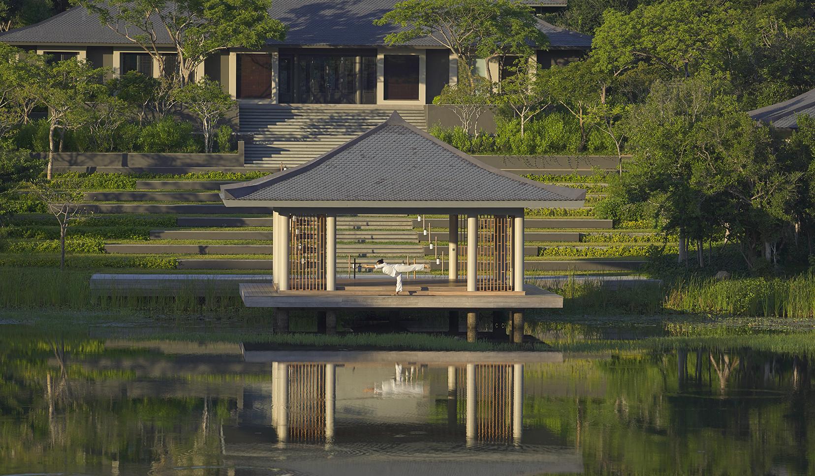 著名建築師Jean-Michel Gathy匠心獨運設計全球最優美的酒店水療中心- LaVie 設計改變世界