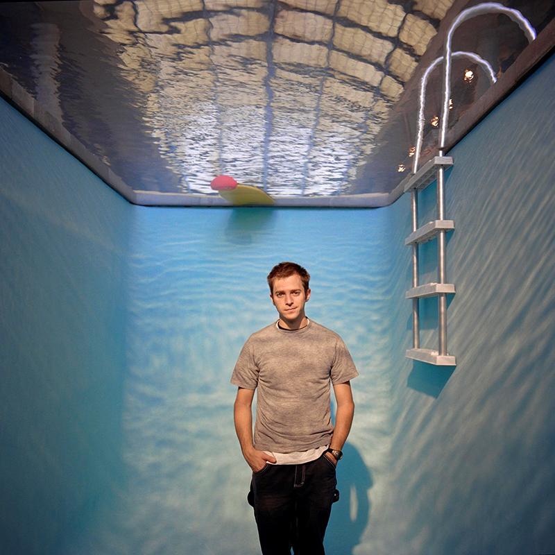 藏身美術館的迷幻「錯覺」泳池!窺探日本金澤21世紀美術館的建築、藝術之美
