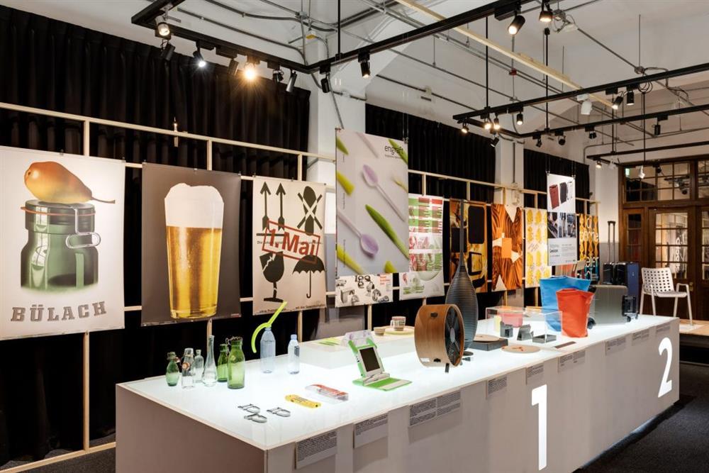 台灣設計館「極瑞士SWISS MAX—瑞士設計展」