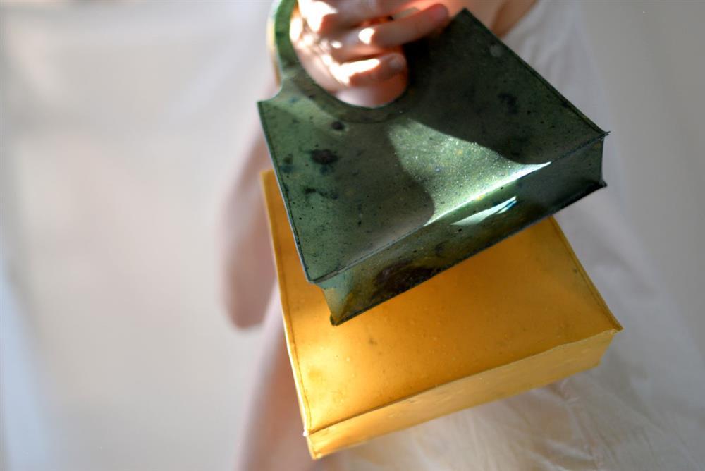水果皮製成的環保手提袋Sonnet155_02