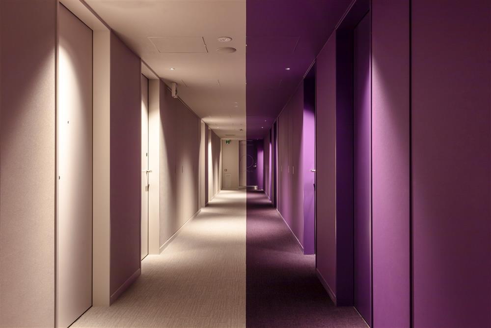 Pantone2021年度代表色「東京toggle hotel」!搭配如色票房型的視覺饗宴6