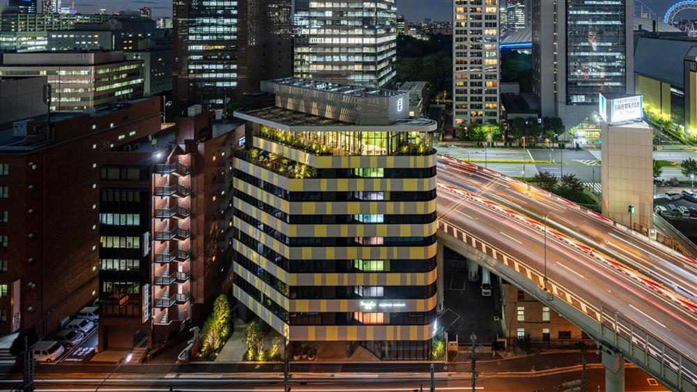Pantone2021年度代表色「東京toggle hotel」!搭配如色票房型的視覺饗宴2