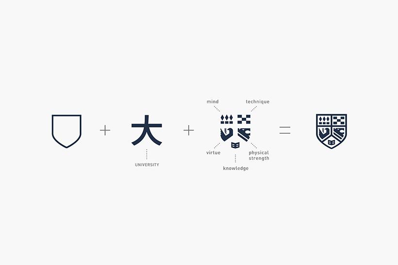 Nendo操刀日本大學體育協會Logo、獎盃、獎牌
