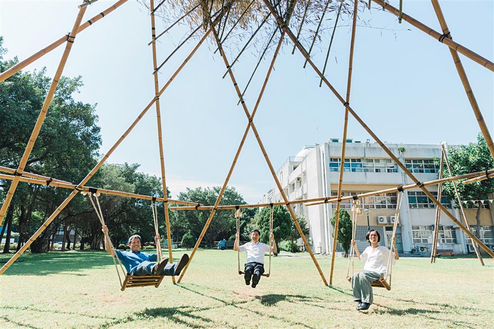 最具潛力的綠色資源「竹建築」!建築師甘銘源、Markus Roselieb揭開竹建築5大優點5